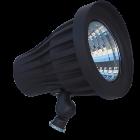 FL131 Solar Commercial Flag Pole Light System (2 Fixtures)