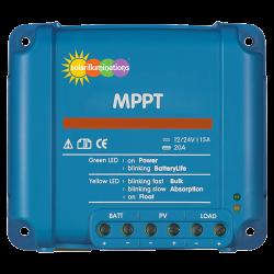 CC04 Solar 12V / 24V MPPT Charge Controller