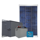 RS02 Remote Solar Power System - 150Wh/Day