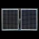 SL37 Solar Double 35W/65W LED Street Light (Without Pole)