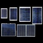 CD04 Selection of Solar Panels (For Custom Built Systems)