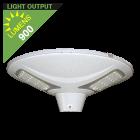 PL11 Solar 9W LED Area Light (Without Pole)