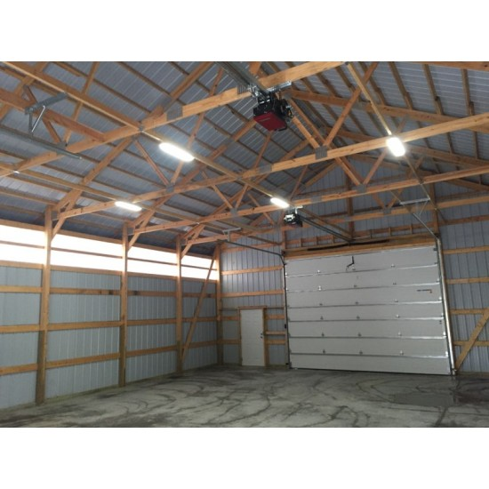FL17 Solar Indoor Light System (1 or 2 Fixtures)