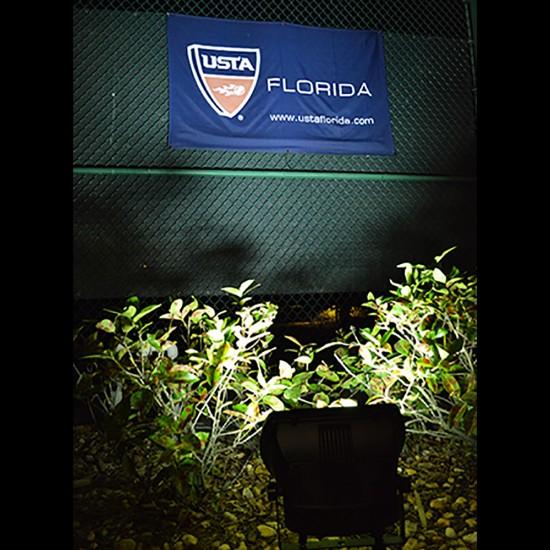 FL05 Solar 108 LED Sign Light