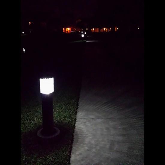 BC13 Solar 'Nova' Bollard Light