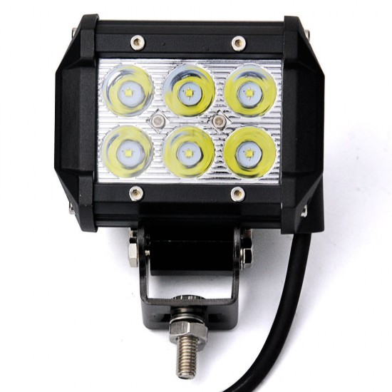 CP09 18W LED High-Power Spot Light Fixture (For Custom Built Systems)