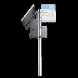 BK10 Solar Bus Stop Lighting System