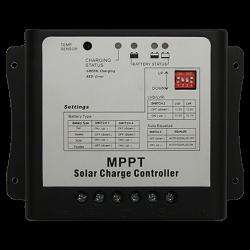 CC02 Solar 12v / 24v MPPT Charge Controller