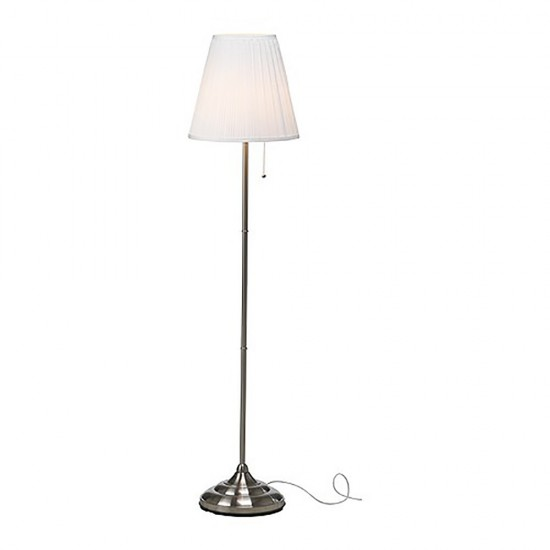 HL51 Solar LED Floor Lamp (With Lamp shade)
