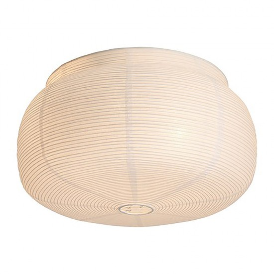 HL60 Solar LED Ceiling Light (With Lampshade)