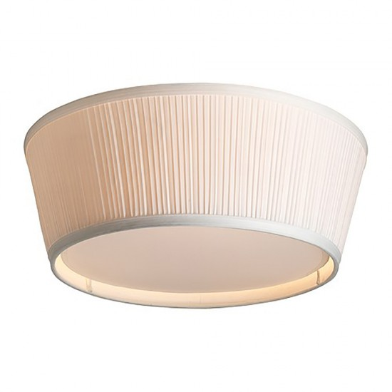 HL62 Solar LED Ceiling Light (With Lampshade)
