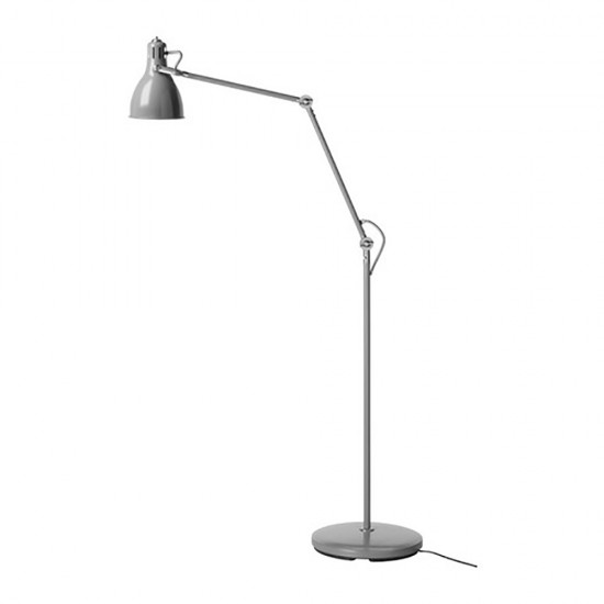 HL95 Solar LED Floor Lamp (With Lamp shade)