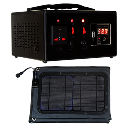 IL04 Solar Porta-Light Indoor / Portable Lighting System