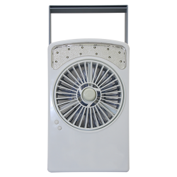 IL18 Solar Portable Fan