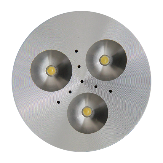 SH01 Solar Indoor Puck Light (1 or 2 Fixtures)