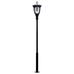 PO20 Solar Lamp Post Light (With Pole)