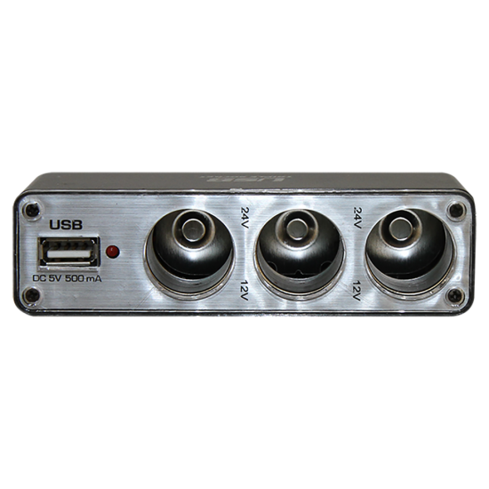 RC03 USB / Cigarette Power Outlet For LK and HL Series