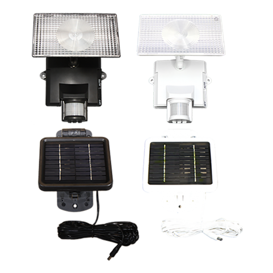 SF01 Solar Halogen Security Floodlight With Motion Sensor