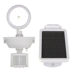 SF04 Solar LED Security Spotlight With Motion Sensor