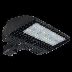 SL04 Solar 30W/60W/80W/100W/120W/150W LED Area Light (With Pole)
