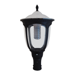PL20 Solar Pole Top Light (Without Pole)