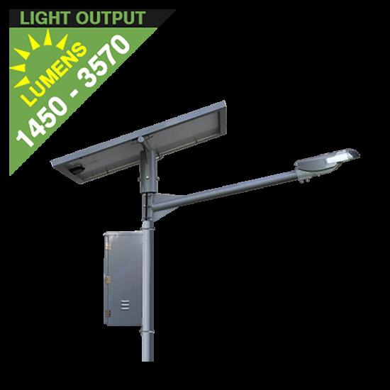 SL10 Solar Street Light (Without Pole) 10W / 15W / 20W / 25W