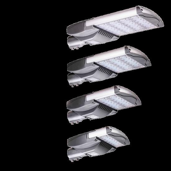 SL34 Solar Parking Lot Light (With Pole) 35W/65W/100W/135W