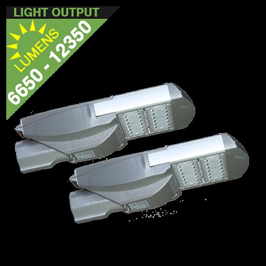 SL37 Solar Street Light 35W to 135W (Without Pole)