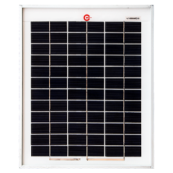 SP10 Solar Panel (10 Watt / 12v DC)