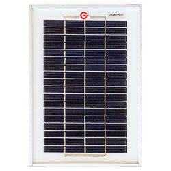 SP05 Solar Panel (5 Watt / 12v DC)