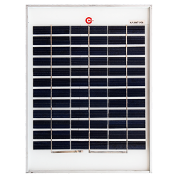 SP06 Solar Panel (6 Watt / 12v DC)