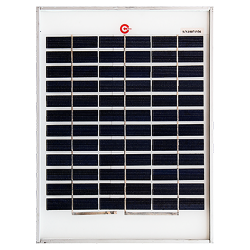 SP07 Solar Panel (7 Watt / 12v DC)