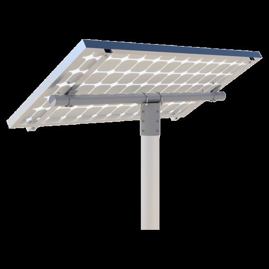 SP12 Solar Panel Top Pole Mount Kit