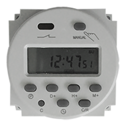 TC02 Solar Time Clock (For GL02 & GL03)
