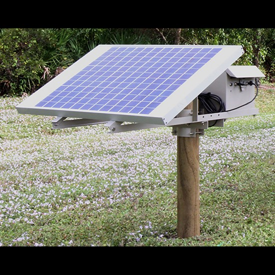 FL15 Solar LED Sign Light Bar System (1 or 2 Fixtures)