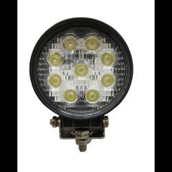 CP08 27W LED High-Power Spot Light Fixture (For Custom Built Systems)