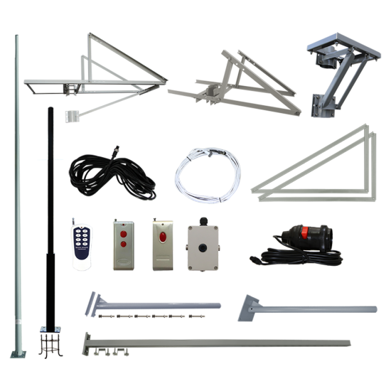CD06 Selection of Hardware & Accessories (For Custom Built Systems)