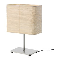 HL08 Solar LED Table Lamp (With Lampshade)