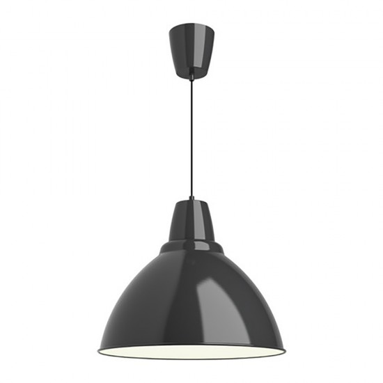 HL22 Solar LED Ceiling / Pendant Light (With Lampshade)