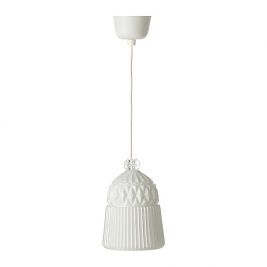 HL32 Solar LED Ceiling / Pendant Light (With Lampshade)