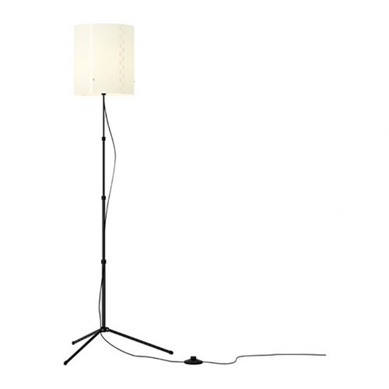 HL47 Solar LED Floor Lamp (With Lamp shade)