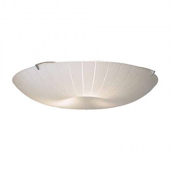 HL53 Solar LED Ceiling Light (With Lampshade)