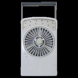IL18 Solar Portable Fan