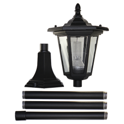 PL04 Solar Heritage Post / Pole Light