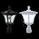 PL05 Solar Regency Post / Pole Top Light