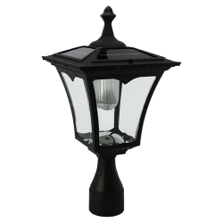 PL05 Solar Regency Post / Pole Top Light