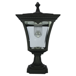 PL06 Solar Regency Pillar / Column / Pedestal Light
