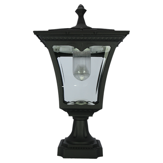 PL06 Solar Regency Pillar / Column / Pedestal Light