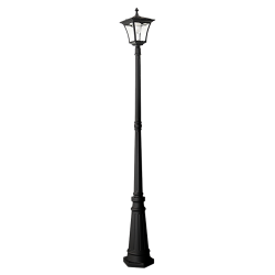 PO01 Solar Regency Lamp Post Light