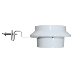 PP03 Solar Gutter / Fence / Wall Light
